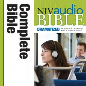 NIV Audio Bible, Dramatized: Complete