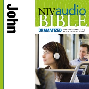 Dramatized Audio Bible - New International Version, NIV: (32) John