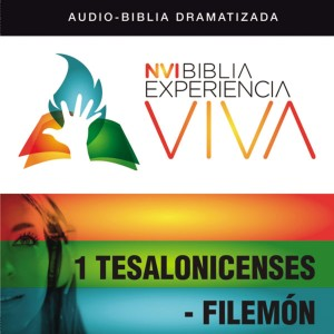 NVI Biblia Experiencia Viva: 1 Tesalonicenses y Filemón