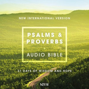 Psalms and Proverbs Audio Bible, NIV Edition, Audio Download