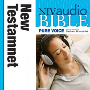 Pure Voice, NIV Audio Bible: New Testament (Barbara Rosenblat)