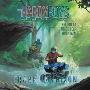 Return to Black Bear Mountain (Hardy Boys Adventures, Book #20)