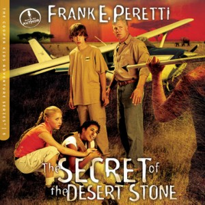 The Secret of the Desert Stone (The Cooper Kids Adventure Series, Book #5)