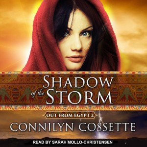 Shadow of the Storm (Out from Egypt, Book #2)