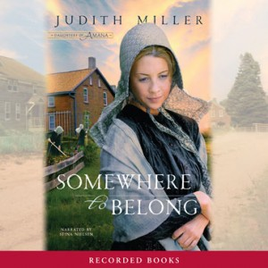 Somewhere to Belong (Daughters of Amana, Book #1)