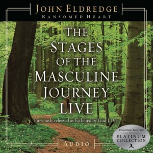 Stages of the Masculing Journey (Live)