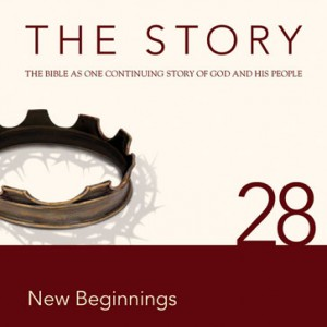 The Story Chapter 28 (NIV)