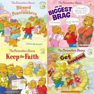 The Berenstain Bears Living Lights Collection (Berenstain Bears/Living Lights: A Faith Story)