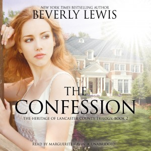 The Confession (The Heritage of Lancaster County Trilogy , Book #2)