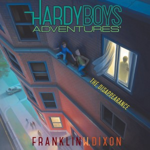 The Disappearance (Hardy Boys Adventures, Book #18)