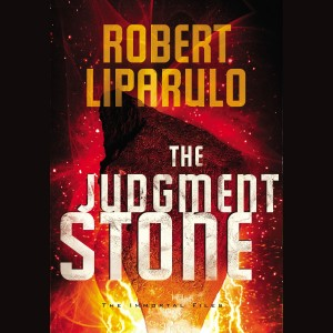 The Judgment Stone (An Immortal Files Novel, Book #2)