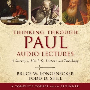 Thinking Through Paul: Audio Lectures