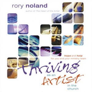 Thriving as an Artist in the Church