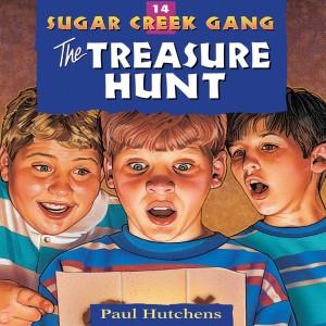 The Treasure Hunt (Sugar Creek Gang, Book #14)