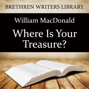 Where Is your Treasure?