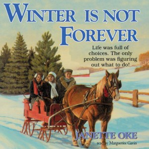 Winter Is Not Forever (Seasons of the Heart, Book #3)