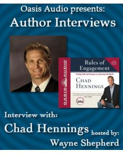 Author Interview with Chad Hennings