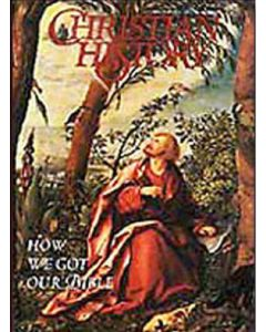 Christian History Issue #43: How We Got Our Bible