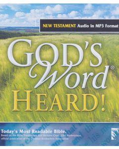 GOD'S WORD Heard! New Testament