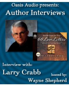 Author Interview with Larry Crabb