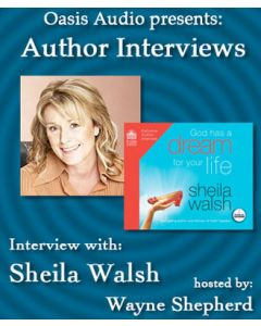 Author Interview with Sheila Walsh