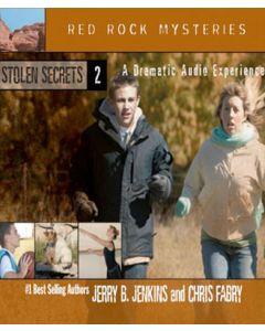 Stolen Secrets (Red Rock Mysteries Series, Book #2)