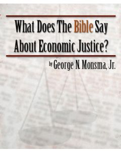 What Does the Bible Say About Economic Justice?