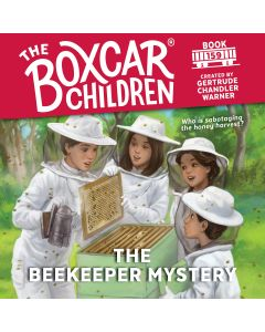 The Beekeeper Mystery (The Boxcar Children, Book #159)