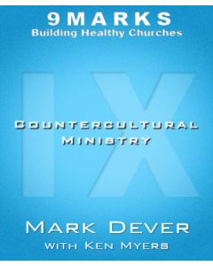 Countercultural Ministry