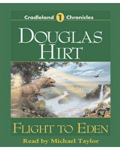 Flight to Eden (Cradleland Chronicles, Book #1)