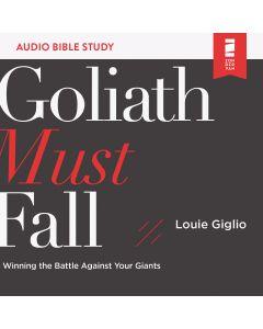 Goliath Must Fall (Audio Bible Studies)