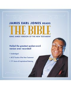 James Earl Jones Reads the Bible: The King James Version of the New Testament
