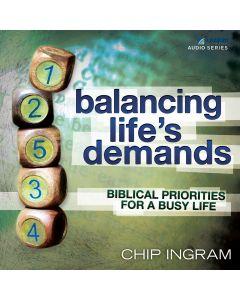 Balancing Life's Demands Teaching Series