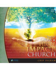 How To Grow a High Impact Church Teaching Series (Vol. 1)