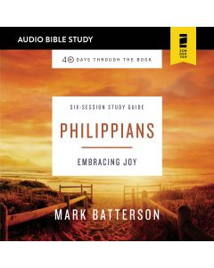 Philippians: Audio Bible Studies