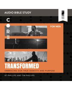 Transformed: Audio Bible Studies