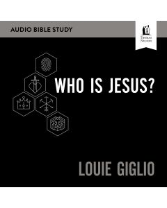 Who Is Jesus? Audio Bible Studies