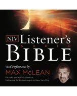 The NIV Listener's Audio Bible