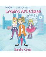 London Art Chase (Faithgirlz/Glimmer Girls Series, Book #1)