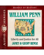 William Penn (Heroes of History Series)