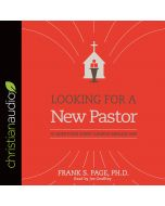 Looking for a New Pastor