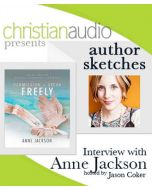 Author Sketches: Interview with Anne Jackson