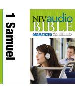 Dramatized Audio Bible - New International Version, NIV: (08) 1 Samuel