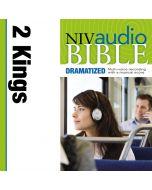 Dramatized Audio Bible - New International Version, NIV: (11) 2 Kings
