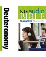 Dramatized Audio Bible - New International Version, NIV: (05) Deuteronomy