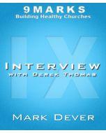 Interview with Derek Thomas
