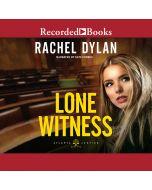 Lone Witness (Atlanta Justice, Book #2)