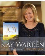 Interview: Kay Warren on Choose Joy