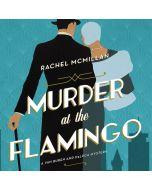 Murder at the Flamingo (A Van Buren and DeLuca Mystery, Book #1)