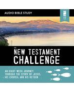 The New Testament Challenge: Audio Bible Studies